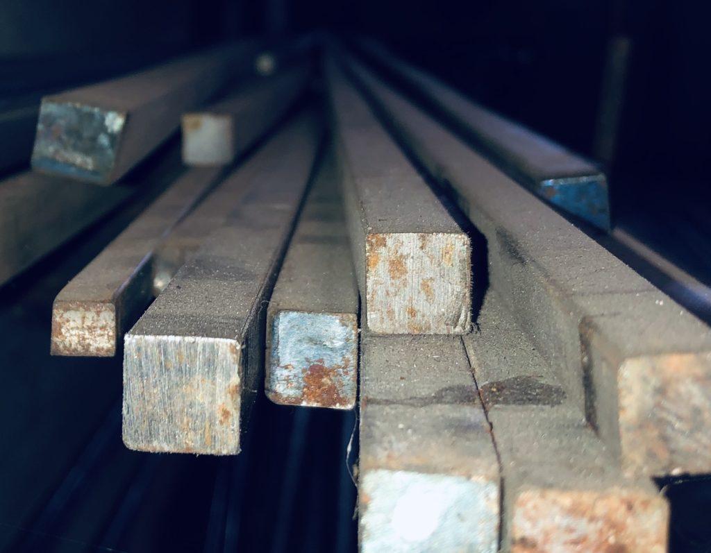 Rohmaterial Eisen