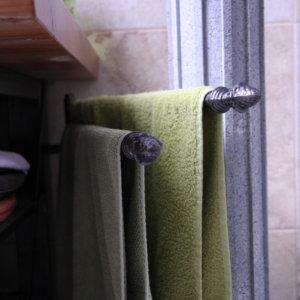 Handtuchhalter geschmiedet
